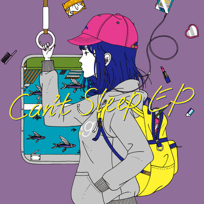 アルバム/Can't Sleep EP/ASIAN KUNG-FU GENERATION