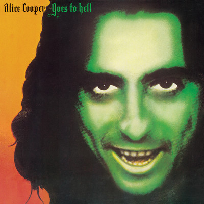 シングル/I Never Cry/Alice Cooper