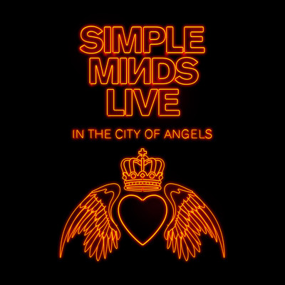 シングル/Sanctify Yourself (Live in the City of Angels)/Simple Minds