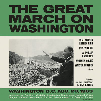 アルバム/The Great March On Washington (Live)/Various Artists