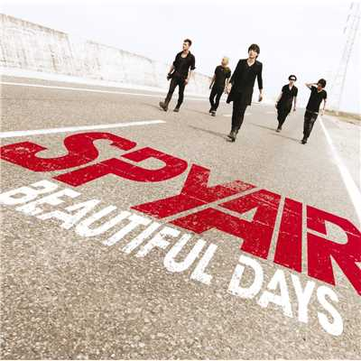 シングル/BEAUTIFUL DAYS/SPYAIR