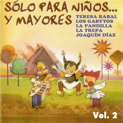 アルバム/Solo para ninos... y mayores, Vol. 2/Various Artists
