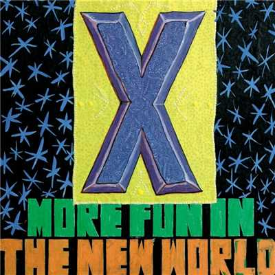 アルバム/More Fun In the New World/X