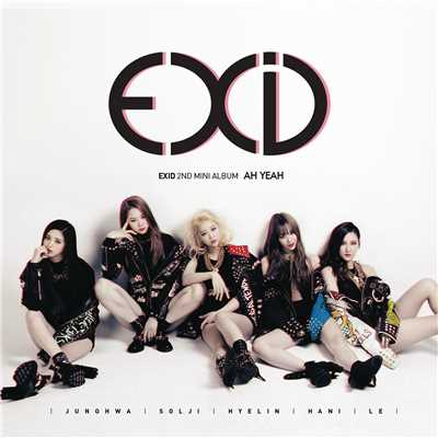 シングル/Every Night (Version 2)/EXID