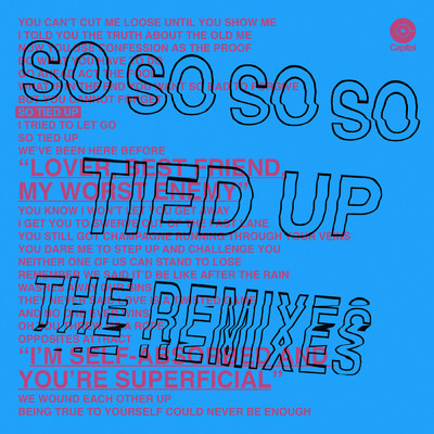 ハイレゾアルバム/SO SO SO SO Tied Up (featuring Bishop Briggs)/Cold War Kids