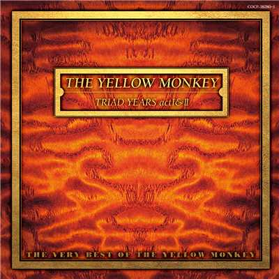 アルバム/TRIAD YEARS actI&II〜THE VERY BEST OF THE YELLOW MONKEY〜(Remastered)/THE YELLOW MONKEY
