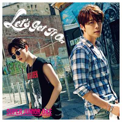 アルバム/Let's Get It On/SUPER JUNIOR-D&E