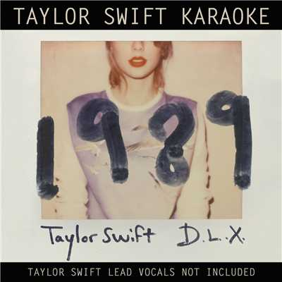 シングル/Bad Blood (Karaoke Version)/Taylor Swift