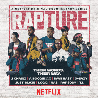 ハイレゾアルバム/Rapture (Netflix Original TV Series)/Various Artists
