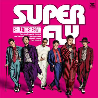 アルバム/SUPER FLY/EXILE THE SECOND