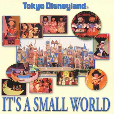 シングル/IT'S A SMALL WORLD(IRISH JIG)/ディズニー