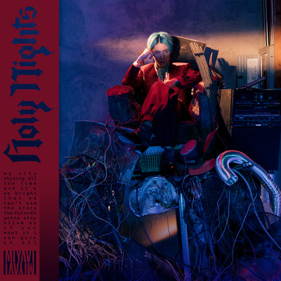 アルバム/Holy Nights/MIYAVI