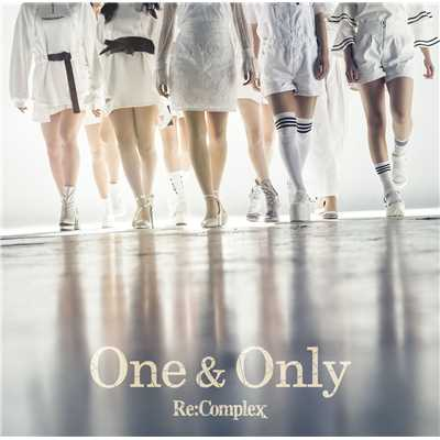 アルバム/One & Only (Type-W)/Re:Complex