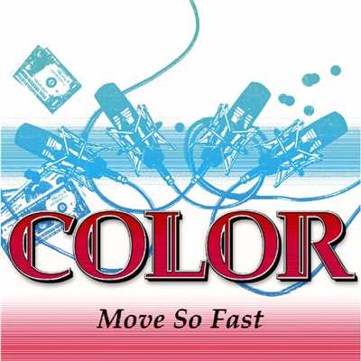 アルバム/Move So Fast/COLOR