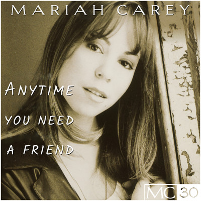 シングル/Anytime You Need a Friend (Stringapella)/Mariah Carey
