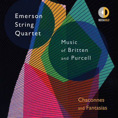 Britten: String Quartet No.3 in G Major, Op.94 - I. Duets. With Moderate Movement/Emerson String Quartet