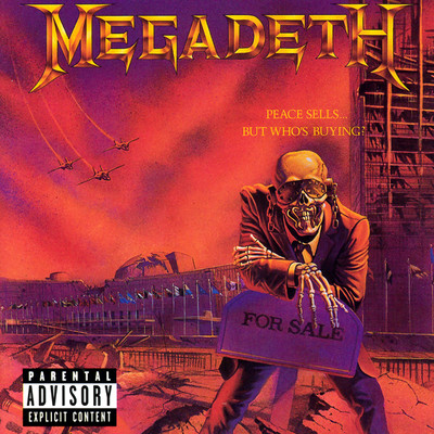 ハイレゾアルバム/Peace Sells... But Who's Buying?/Megadeth
