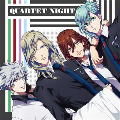 シングル/The dice are cast/QUARTET NIGHT