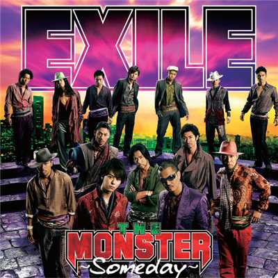 アルバム/THE MONSTER 〜Someday〜/EXILE