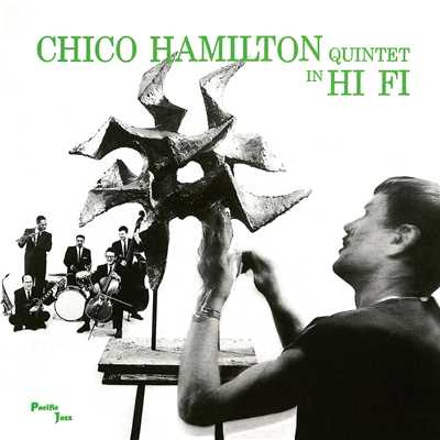 シングル/The Ghost/Chico Hamilton Quintet