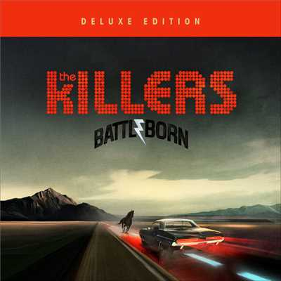 アルバム/Battle Born (Japan Version)/The Killers