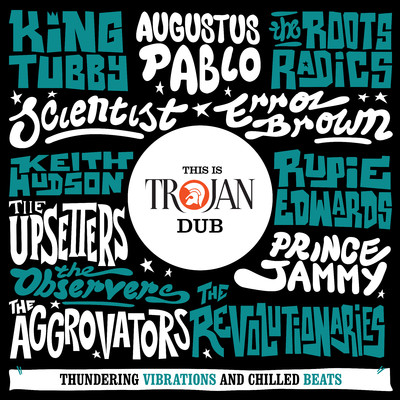 アルバム/This Is Trojan Dub/Various Artists
