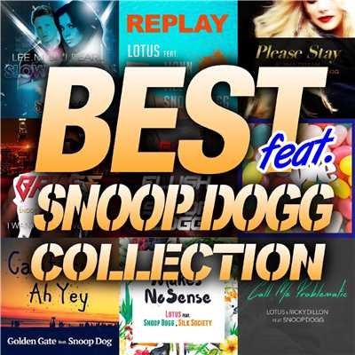 アルバム/BEST feat. -SNOOP DOGG COLLECTION-/Various Artists