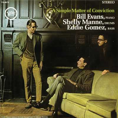 シングル/A Simple Matter Of Conviction/Bill Evans
