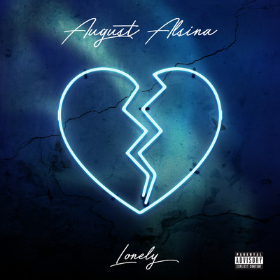 シングル/Lonely/August Alsina