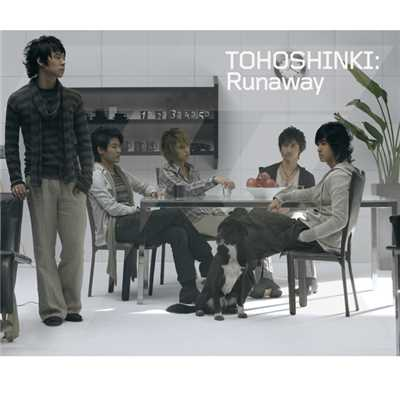 Runaway / My Girlfriend (YUCHUN from 東方神起)/東方神起