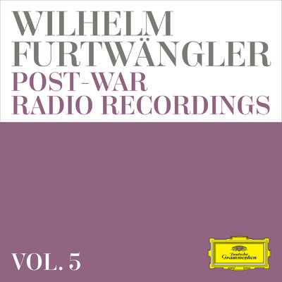 アルバム/Wilhelm Furtwangler: Post-war Radio Recordings  (Vol. 5)/Various Artists