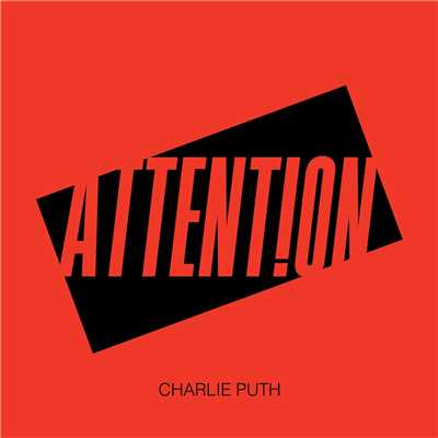 シングル/Attention/Charlie Puth