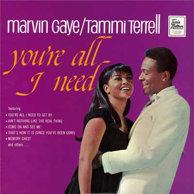 アルバム/You're All I Need/Marvin Gaye/Tammi Terrell