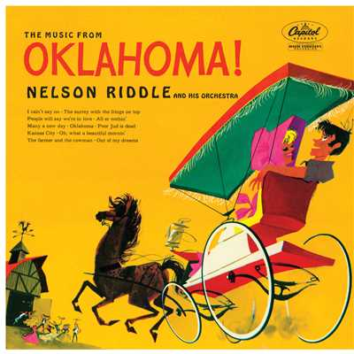 アルバム/The Music From Oklahoma!/Nelson Riddle & His Orchestra