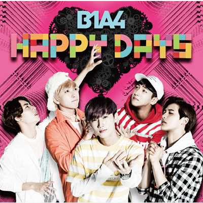 シングル/HAPPY DAYS/B1A4