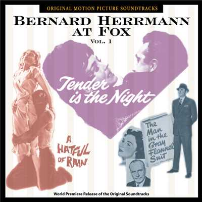 アルバム/Bernard Herrmann At Fox, Vol. 1 (Original Motion Picture Soundtracks)/Bernard Herrmann