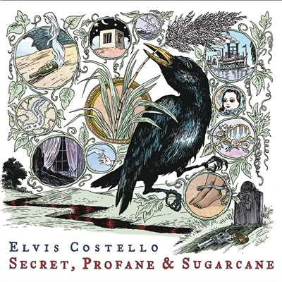 アルバム/Secret, Profane and Sugarcane (Japan)/Elvis Costello