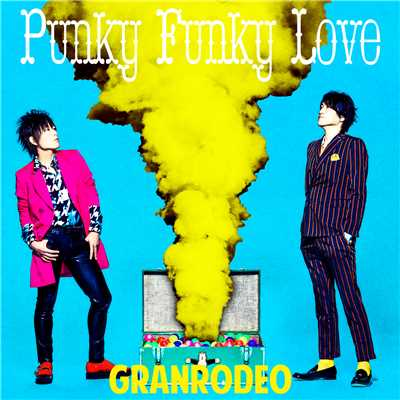 シングル/Punky Funky Love/GRANRODEO