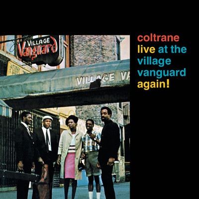 ハイレゾアルバム/Live At The Village Vanguard Again!/John Coltrane