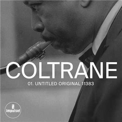 シングル/Untitled Original 11383/John Coltrane