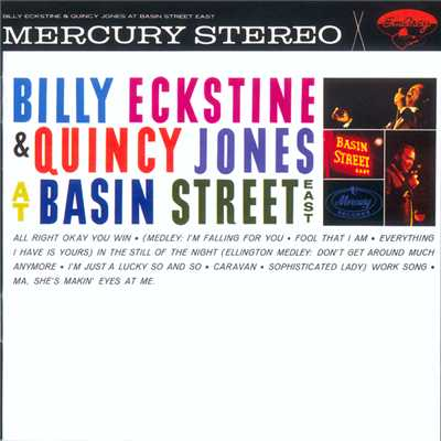 シングル/In The Still Of The Night (Live)/Billy Eckstine