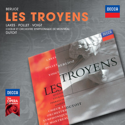 Berlioz: Les Troyens / Act 2 - Introduction/Orchestre Symphonique de Montreal/Charles Dutoit