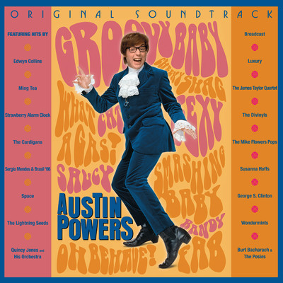 アルバム/Austin Powers: International Man of Mystery (Original Soundtrack)/Various Artists