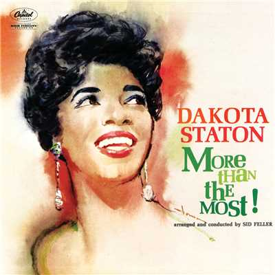 アルバム/More Than The Most/Dakota Staton