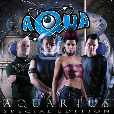 Cartoon Heroes (Radio Edit)/Aqua