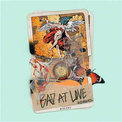 アルバム/Bad At Love Remixes/Halsey
