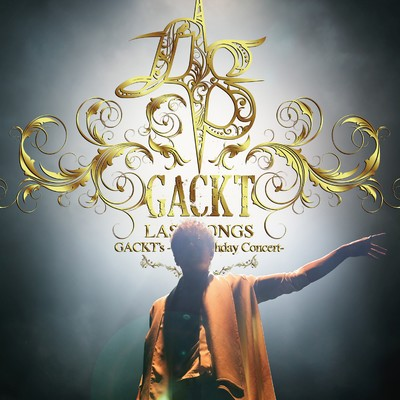 シングル/P.S. I LOVE U (Live Version)/GACKT