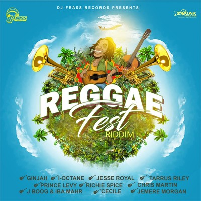 アルバム/Reggae Fest Riddim/Various Artists