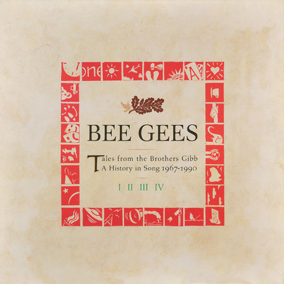 アルバム/Tales From The Brothers Gibb/Bee Gees