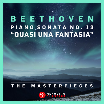 "アルバム/The Masterpieces, Beethoven: Piano Sonata No. 13 in E-Flat Major, Op. 27, No. 1 ""Quasi una fantasia""/Josef Bulva"